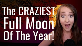 FULL MOON In Aquarius Is The CRAZIEST & Most Shocking Of The Entire YEAR! Weekly Astrology Forecast!