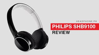 Philips SHB9100 Headphone Review