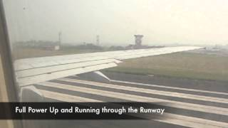preview picture of video 'Airline Travels Kolkata(Calcutta) to Mumbai(Bombay) by Jet Airways Boeing 737-800.'