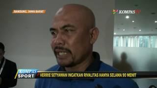 Optimisme Persib Bandung Menjamu Persija Jakarta