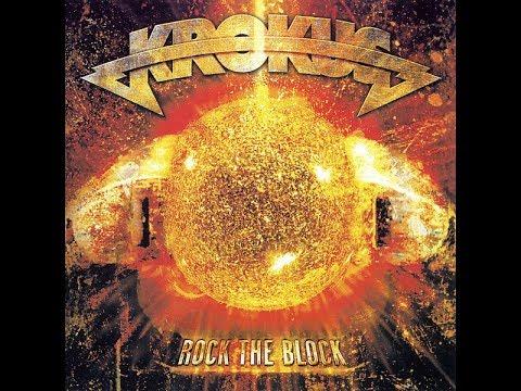 KROKUS Rock the Block (Full Album)