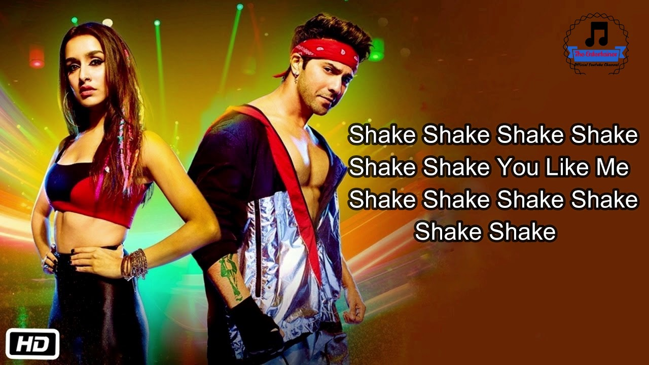 Nachi Nachi lyrics In English - Street Dancer 3D | Nachi Nachi lyrics PDF