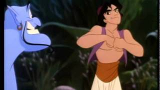 Aladdin Movie Trailer