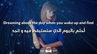 Taylor Swift   You Belong With Me مترجمة عربي