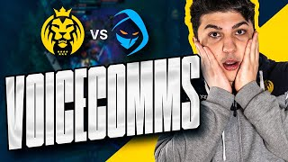 LEC : highlight & Voicecomms de la demi-finale des MAD Lions