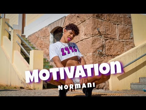 NORMANI - MOTIVATION | OFFICIAL CHOREOGRAPHY/COREOGRAFIA @brrunomello