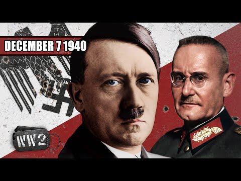 Neshody na směru útoku do SSSR - Druhá světová válka