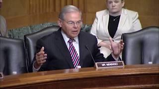 Menendez Calls for Open Senate Debate on AHCA