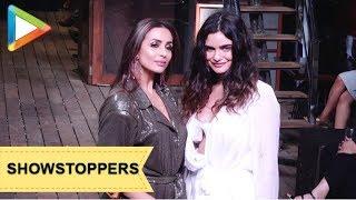 Malaika Arora & Gabriella Demetriades Walk The RAMP As Showstopper At Resort Wear Collection Show