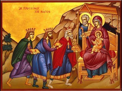 Каким иконам молиться в церкви беременным
