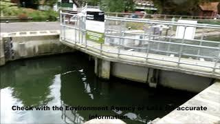 Locks of the Thames River