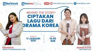 BEHIND THE STORY: Suara Kayu, Ciptakan Lagu-lagu Hits yang Terinspirasi dari Drama Korea