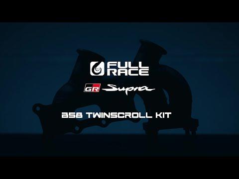 Full-Race 2020 Supra B58 A90 Top Mount Turbo Kit