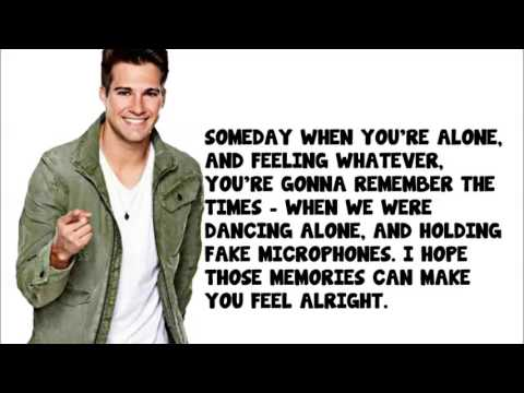 Big Time Rush - Like Nobody's Around (Full Version) + Lyrics