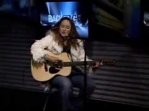 Jennifer Clarke On Backstage With Barry Nolan