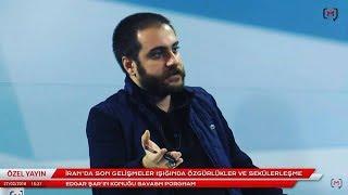 İran'da Son Gelişmeler, Özgürlükler ve Sekülerleşmeyi MedyascopeTV'de Değerlendirdim
