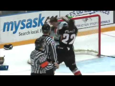 Calvin Spencer vs. Pavel Karnaukhov