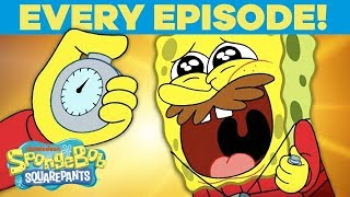1 Second From Every SpongeBob Episode! ☝️ #ThrowbackThursdays