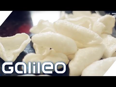Krabbenchips, Cracker, Erdnuss-Kugeln: Leckere DIY-Snacks | Galileo | ProSieben