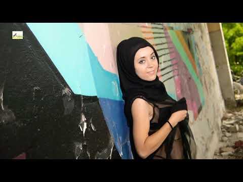 Sexy photography with Syrian model _ Arabian actress sulaf fawakherji
