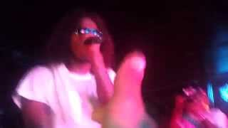 Ab-Soul These Days Tour Tree of Life Freestyle @ Middle East