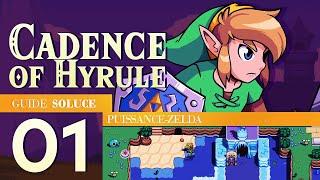 Soluce de Cadence of Hyrule – Étape 1 : Le Lac Hylia