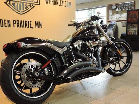 2016 Harley-Davidson HD FXSB Softail Breakout