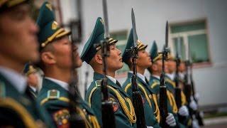 Кровавый инцидент в Нацгвардии Кыргызстана: солдат на посту застрелил двух сержантов