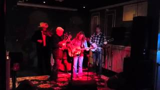 Johnny Campbell & The Bluegrass Drifters The Parlor Broadway Newport RI  4/14/16
