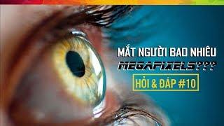 #174 Bạn Hỏi VFacts Trả Lời #10: Độ Phân Giải Mắt Người Là Bao Nhiêu???