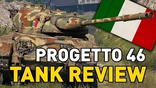 World of Tanks || Progetto 46 - Tank Review