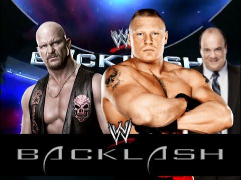 WWE 2K15 Fantasy Match-Up - Stone Cold Steve Austin  vs Brock Lesnar
