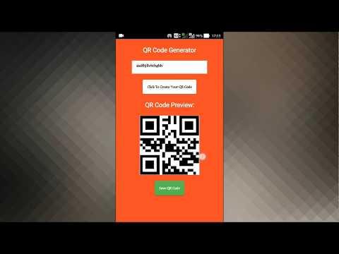 Membuat Aplikasi QR Code Scan & Create