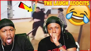 Whoever Laughs First Has To Buy Food! - Laugh Addicts Ep.31