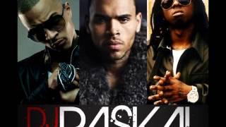 TI ft Lil Wayne & Chris Brown - Strip (DJ Lil Raskal Remix)
