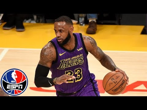 816a2058e0bc LeBron James goes off for 44 points