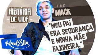 """MC Niack – História de Vida """"Tive Que Sair da Depressão"""""""