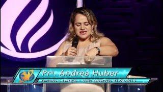 Prª Andrea Huber - Vencendo a Tentação
