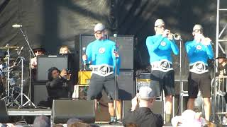 The Aquabats w/Travis Barker - Powered Milk Man - BACK TO THE BEACH FEST
