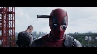 Deadpool 2016 | Knife To The Brain (WTF) Sence 1080p HD