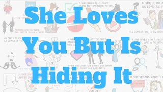 10 Signs A Girl Loves You But Is Trying Not To Show It