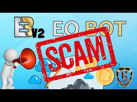 Eobot2 САКАМ ИЛИ НЕТ! Проект Eobot2 платит или нет!