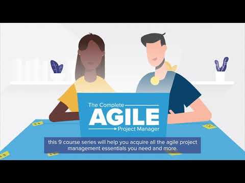 Agile Project Manager Online Course