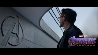"VIDEO: Marvel's AVENGERS: ENDGAME – "" To the End"" Clip"