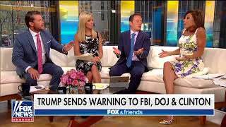 Judge Jeanine: Trump Has Been Patient With DOJ, But at Some Point He 'Absolutely' Must Get Involved