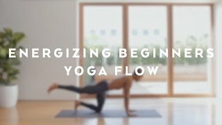 Energizing Beginner's Yoga Flow with Andrew Sealy