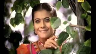 Каджол Девган в безбашеной рекламе с абезьяноми (индийская реклама)