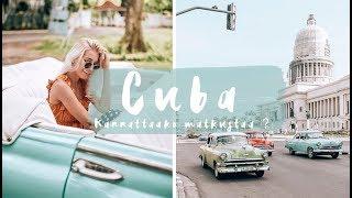 FOLLOW ME AROUND - CUBA VLOG