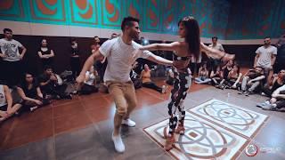 bachata workshop /Marco & Sara en / bachatea 2018 Alesso cool - DJ Soltrix