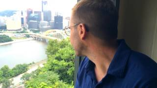 PITTSBURGH DAD ON THE INCLINE